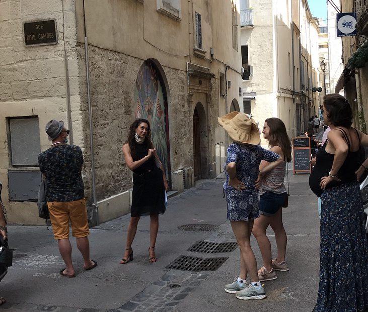 visites-pédestres-Montpellier