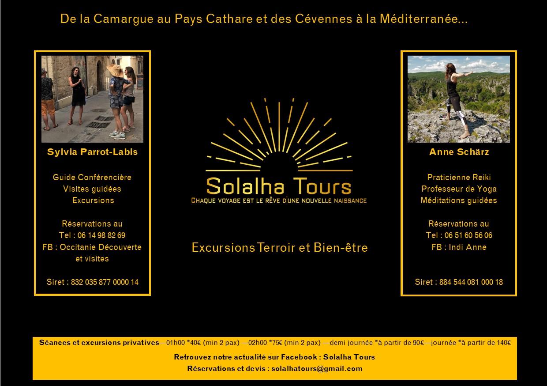 Flyer Solalha Tour