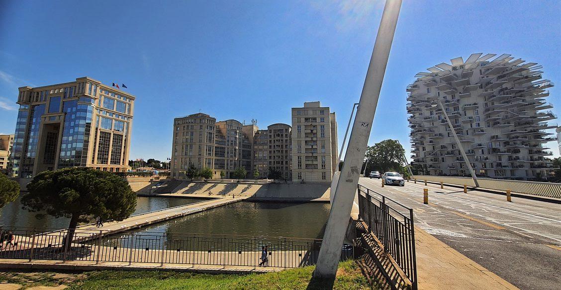 Montpellier-Antigone